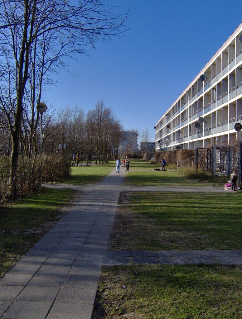 Foto: Pia Bjerre Christensen. Gellerupparken